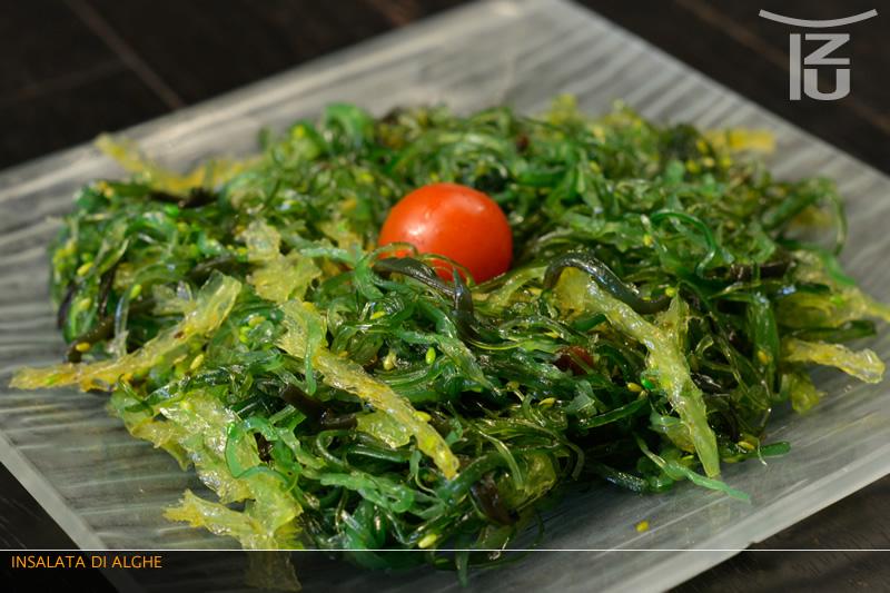 Izusen cucina giapponese e cinese cento fe - Alghe in cucina ...